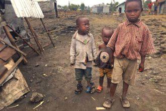Fidan humanitaarinen työ auttaa maansisäisiä pakolaisia Kongon demokraattisessa tasavallassa.