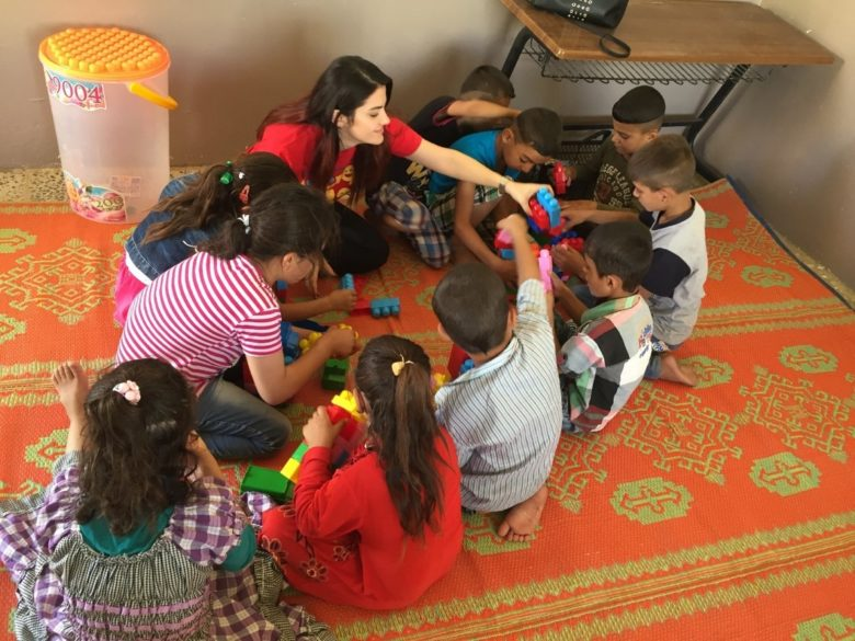 Fida tekee jo yhteistyötä EU-CORD-jäsenjärjestöjen kanssa muun muassa Irakissa