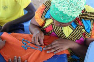 Fidan vammaishanke Tansaniassa tarjoaa monipuolista tukea ja elämäntaitoja vammaisille lapsille ja nuorille