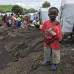 Humanitaarinen kriisi Kongossa koettelee miljoonia kongolaisia lapsia.