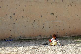 Äitienpäivä on miljoonille äideille ja lapsille elämää pakolaisuuden, pelon ja epävarmuuden keskellä.