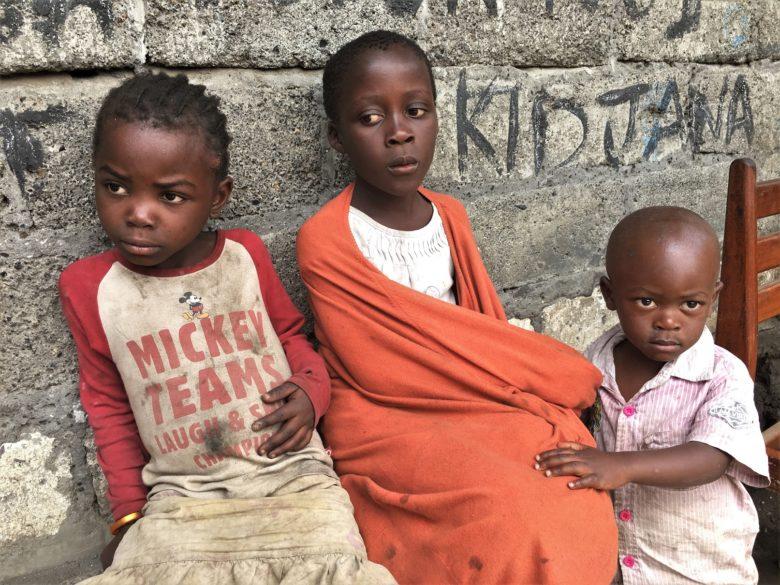 Kasain alueella yli puolet 1,3 miljoonasta väkivaltaa paenneesta on lapsia.