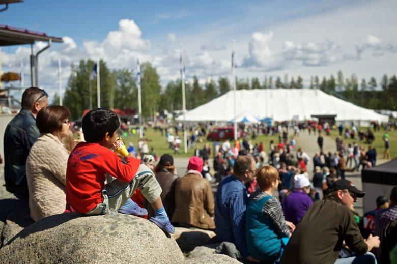 """""""Konffa on huikea alku kesälle"""", toteaa Fidan seurakuntayhteyksien koordinaattori Juha Lehtonen."""