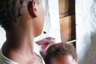 Kongossa asuva Valentine joutui seksuaalisen väkivallan kohteeksi