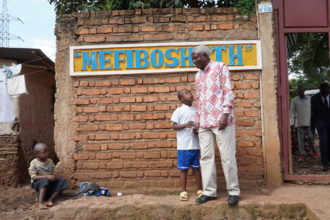 In the Democratic Republic of Congo, it has traditionally been thought that a disability is due to a curse. Now even a disabled child is accepted as a gift. Read about how attitudes have changed.