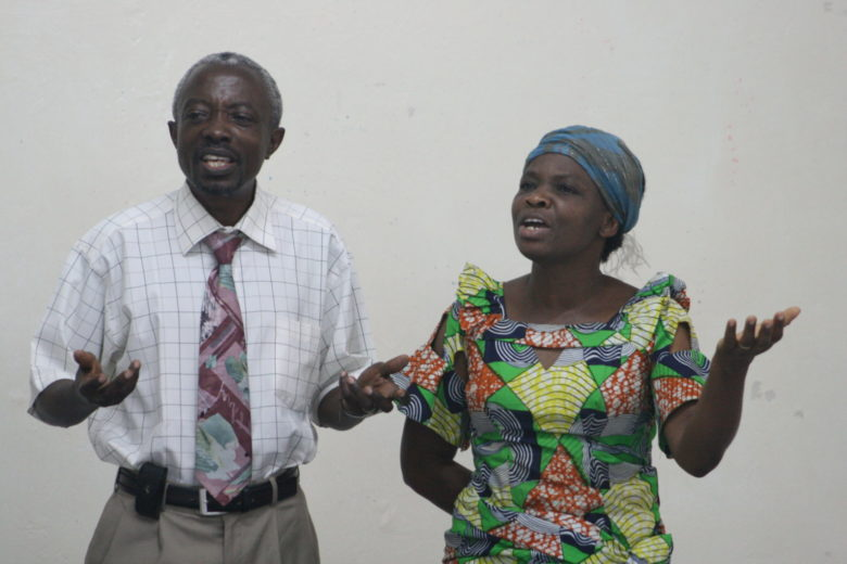 Pastori Mugabane Rubanguka Kongosta.