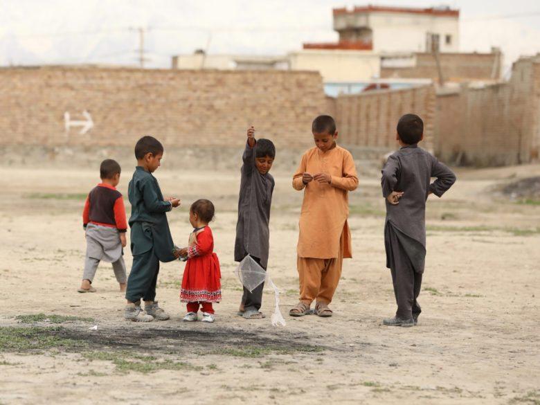 Lapsia Afganistanissa
